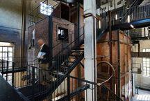 industrial art space / industrial art space