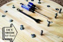 tools ideas for preschoolers