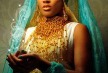 Los creadores africanos / deidades, dioses y demás mitos africanos.