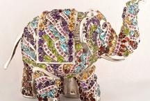 elephants / by Holly Stevens