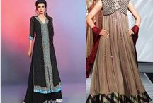 partywear suits-- heavy / partywear suits for the wedding party shaadiwear / by Irum Khan