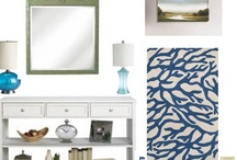 Entryway / Welcome home.  These designs and inspirations are perfect for stopping, flopping, or dropping after a hard day.