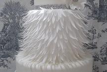 Fehér torták