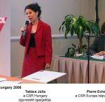 CSR Hungary rendezvények / 2006-tól vállalati felelősség és fenntarthatóság témában szervez rendezvényeket a CSR Hungary. Konferenciák, szeminárumok, klubestek, csr üzleti reggelik