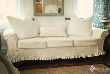 DIY Upholstery and Slipcovers / Upholstery tutorials