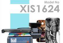 Xis 1624 Digital Flatbed UV Printer