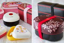 Bento Boxes / Variations of Bento Boxes