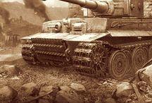 German tanks art