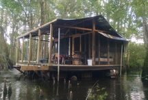 River Life / Photos of our adventures living in a floating river cabin on the Edisto River