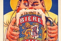 A Toast To Vintage Beverage Posters
