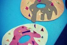 Donut craft ideas