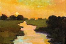 Sunsets - Original Paintings on Etsy