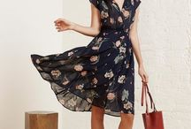 Stijlbord / Duurzame kleding & vintage