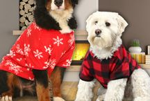 Love Your Pet / We make matching (Christmas) pajamas for your whole family... Even your pets!!