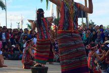 Learning culture through traditional dances at Erau Festival