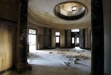 After the apocalypse or abandoned places / by Anna Ommanney