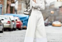 Trouser Trends / All about the latest trouser trends for women. #Fashion #InventYourImage #Pants #Trousers