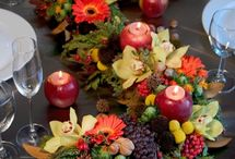fall deco / by Penny Herbert