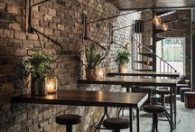 Cafe / coffee shop - interior design