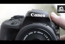 Canon 100D and other DSLR stuff / by Ruthy Jenkins