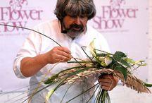 Gregor Lersh's flower arrangements