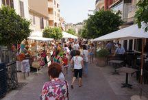 Märkte auf Mallorca / Wochenmärkte auf Mallorca