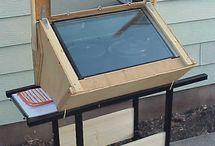 Sol ovn solar oven