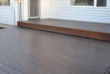 Deck colors