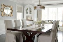 dining room elegance / by Rebecca Graue Chambers