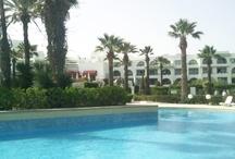 Hôtel Hasdrubal Thalassa & Spa Kantaoui**** / Hôtel situé à Port el Kantaoui (Tunisie)
