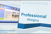 Website design solutions  / by Viktoria Ivanchyk
