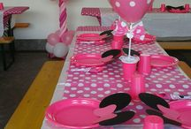 Party Minnie Mouse Idea