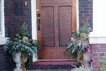 Doors! / I love a good door! These are interior/exterior doors that I love the style or paint colour of.