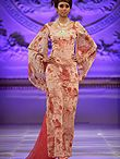 Lea Mona Couture Modewoche NYC Herbst 2013