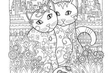 kedi patchwork