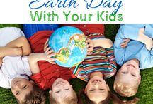 Holiday :: Earth Day / Crafts, recipes, and activities to celebrate Earth Day.