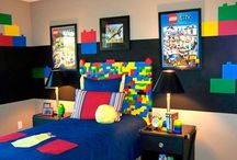 Boy's Room Ideas / Decorating Ideas for Boy's Bedrooms