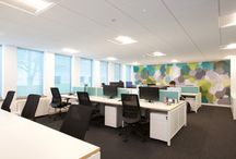 AMH projects / Photographs from our completed commercial office fit outs.