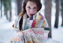 Quilts photo shoot ideas