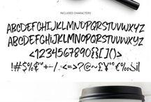 Elyazısı yazıtipleri