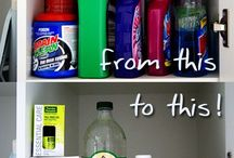 Household cleaning and management