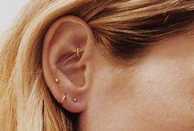 Earrings simple