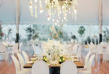 Lovely Centerpieces / by Ashley Elizabeth Floral Design & Styling AE Weddings