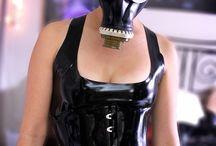 BDSM  Gas masks