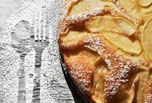 food styling & photo - tarts