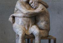 Lotta Blokker Sculpture - Dutch. / Lotta  Blokker Sculpture -Dutch.