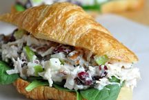 Chicken Salad Dishes