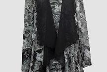 Ensemble veste et tunique longue / Superbe ensemble veste et tunique longue très fluide pour cet été