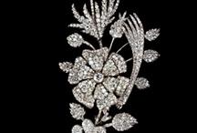 Georgian Floral Spray Jewelry / by Aubry