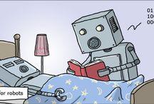 Robots / by David Tsiklauri